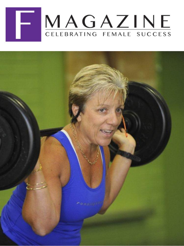 F Magazine – Celebrating Female Success