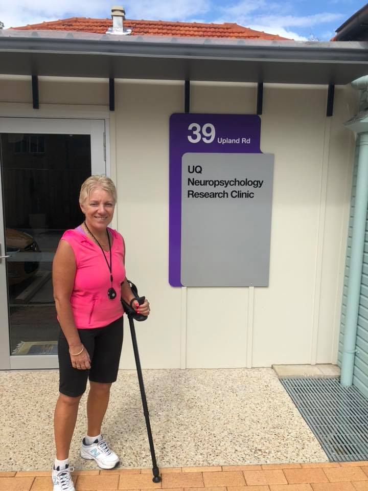 University of Queensland MND Cognitive Research